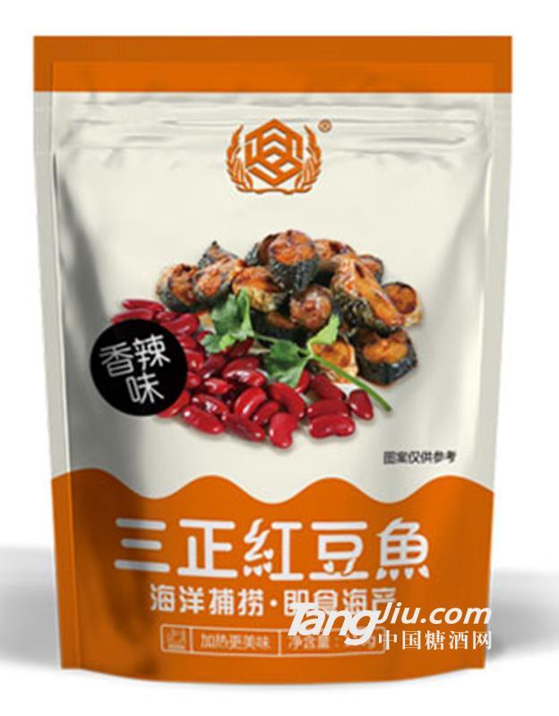 红豆鱼香辣味118g