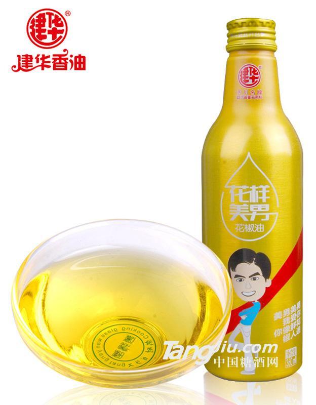 建华花椒油360ml