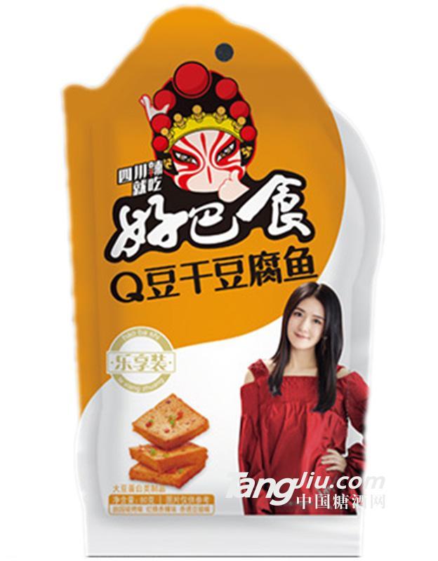好巴食Q豆干豆腐鱼乐