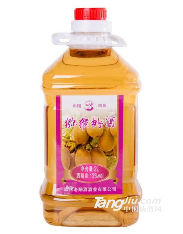 农人果猕猴桃酒2L
