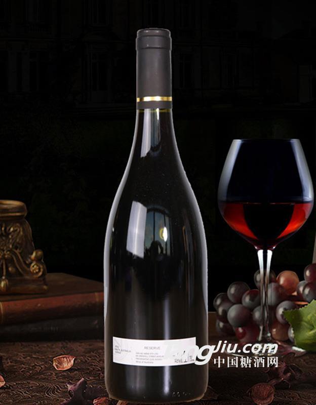 南澳2018精品西拉葡萄酒