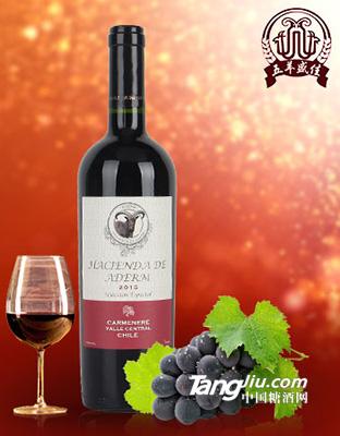雅德庄园特选红葡萄酒