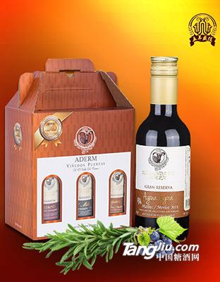 雅德庄园活化石红葡萄酒