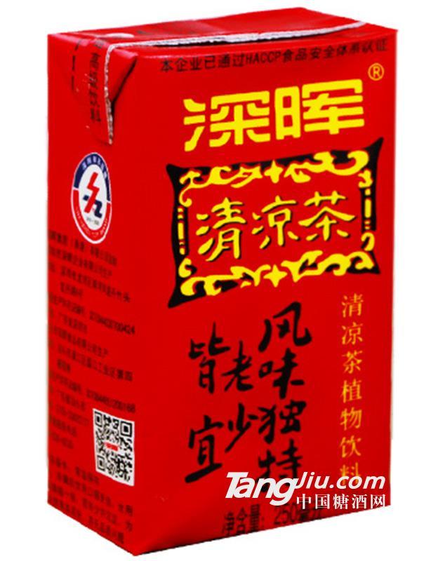 深晖清凉茶250ml