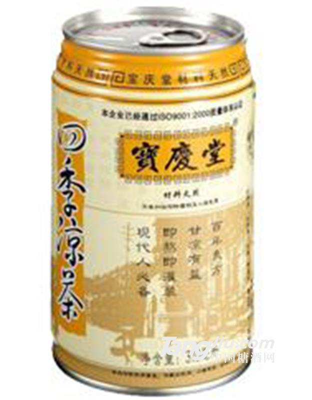 宝庆堂四季凉茶(罐装)310ml