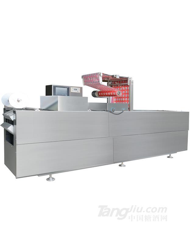 连续式气调封盒(碗)保鲜包装机