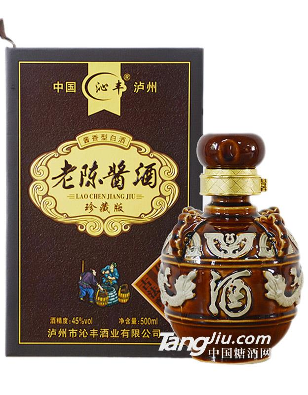 53°老陈酱酒-500ML