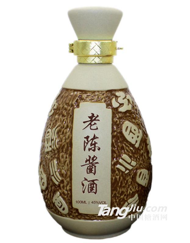 45°老陈酱酒-100ML