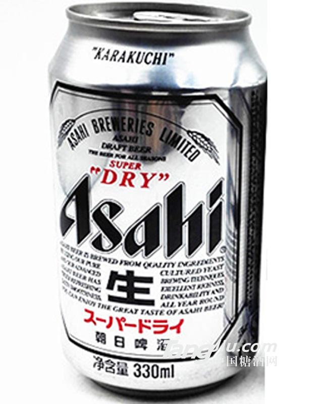 朝日啤酒 ASAHI330ml