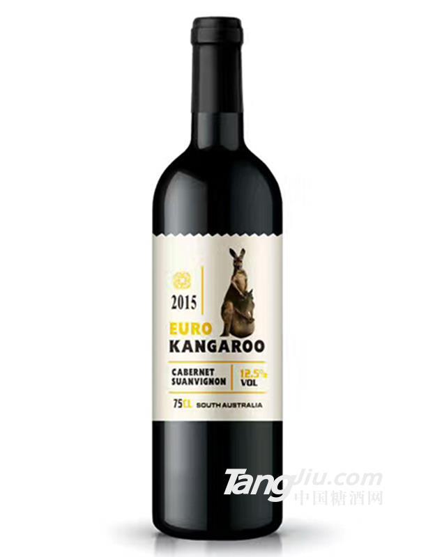 圣莉华堡13°欧元袋鼠干红葡萄酒