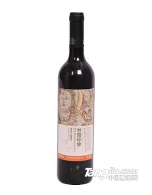 丝路酒庄印象干红葡萄酒