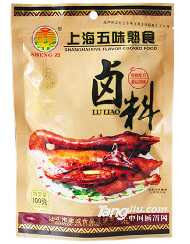 上海无味熟食卤料20g