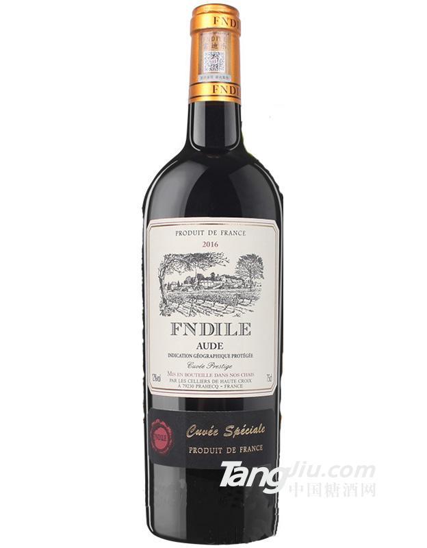 富迪乐珍酿干红葡萄酒750ml
