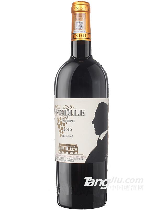 富迪乐精选干红葡萄酒750ml