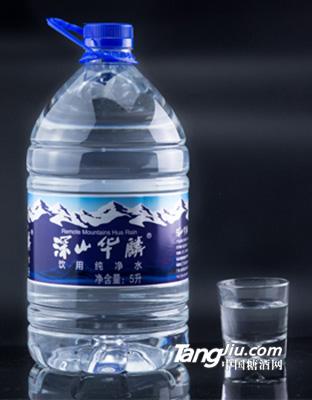深山秀-桶装饮用纯净水-5L