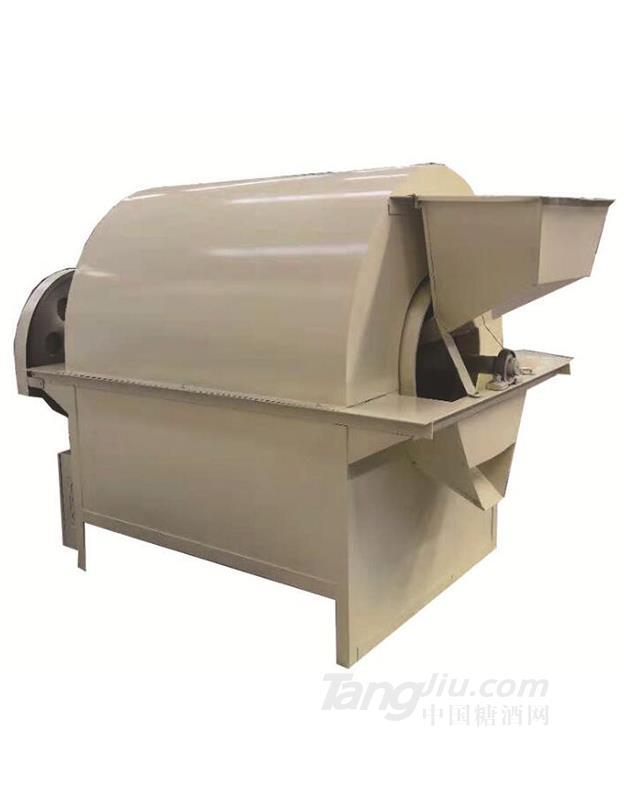 供应大型304滚筒式炒货机加工设备