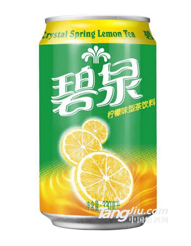 屈臣氏碧泉柠檬茶-330ml