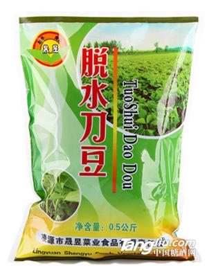 农家脱水刀豆干脱水蔬菜0.5KG