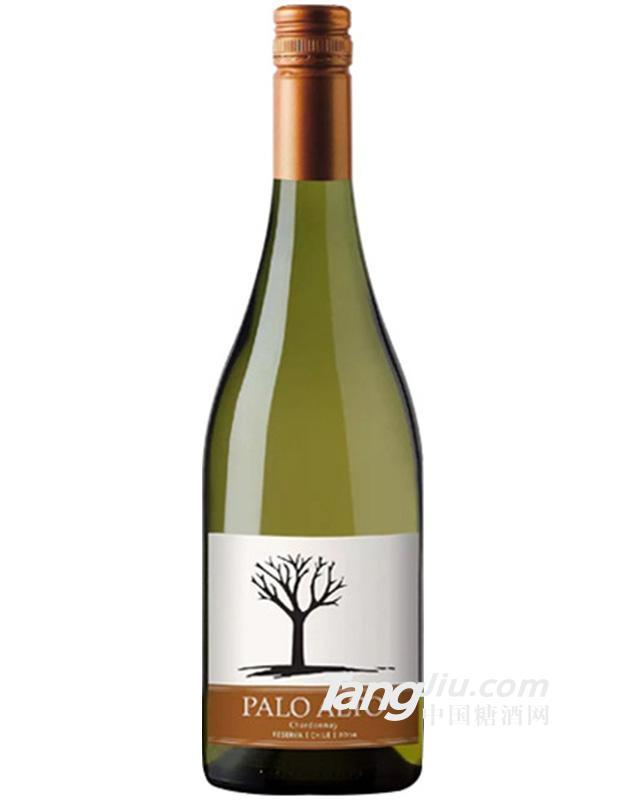 智利木影干白珍藏葡萄酒750ml