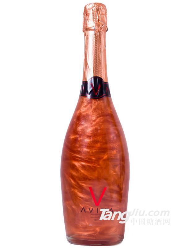 AVIVA起泡酒(红)