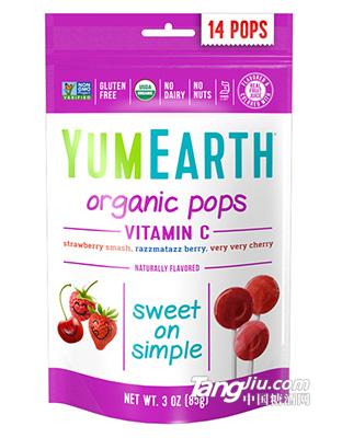 牙米滋 综合水果味棒棒糖 85g