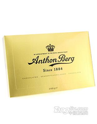 爱顿博格 金装巧克力 200g