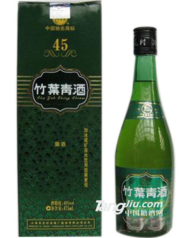 45°牧童竹叶青酒