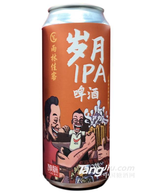 雨林佳克岁月IPA啤酒-500ml