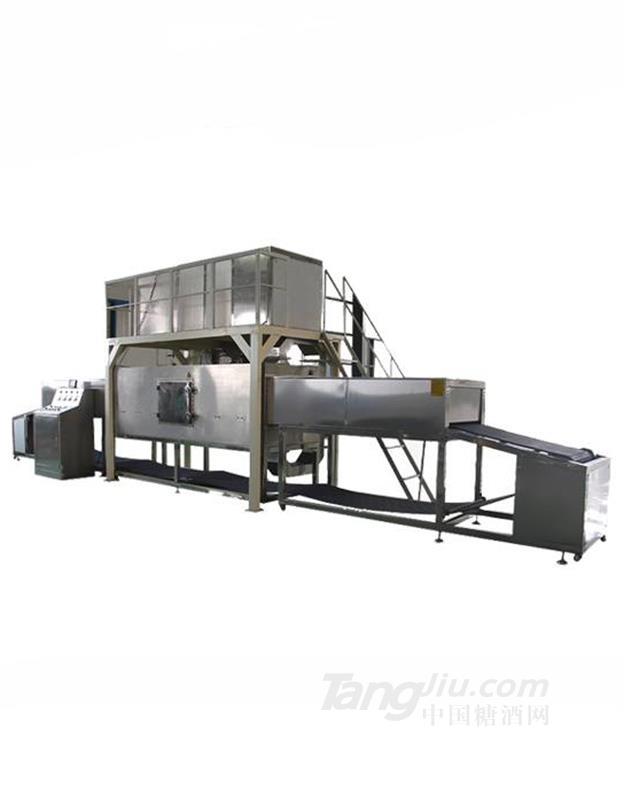 供应微波膨化机加工设备