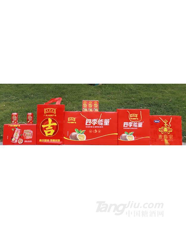 王老吉陈列图