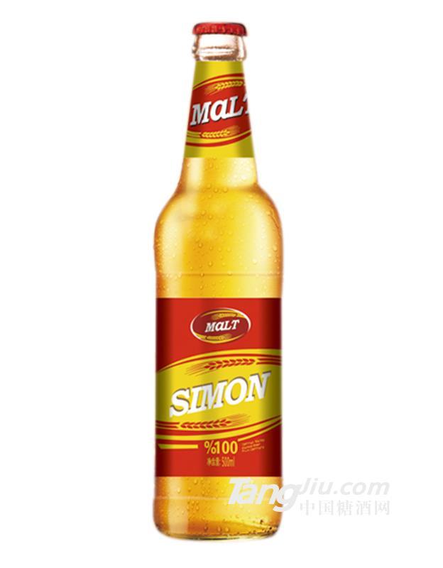 西蒙malt啤酒-500mlx12瓶