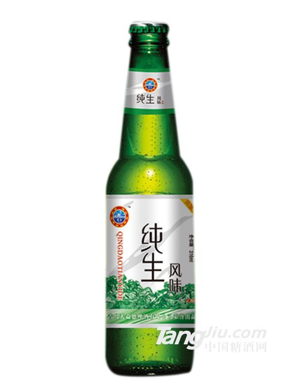 德谷纯生中国梦啤酒-316mlx24瓶