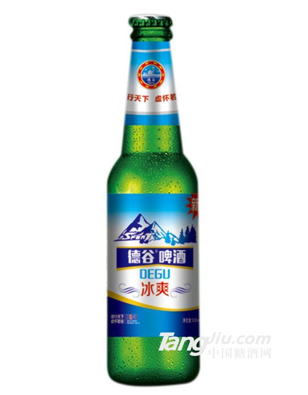 德谷冰爽啤酒-500mlx12瓶