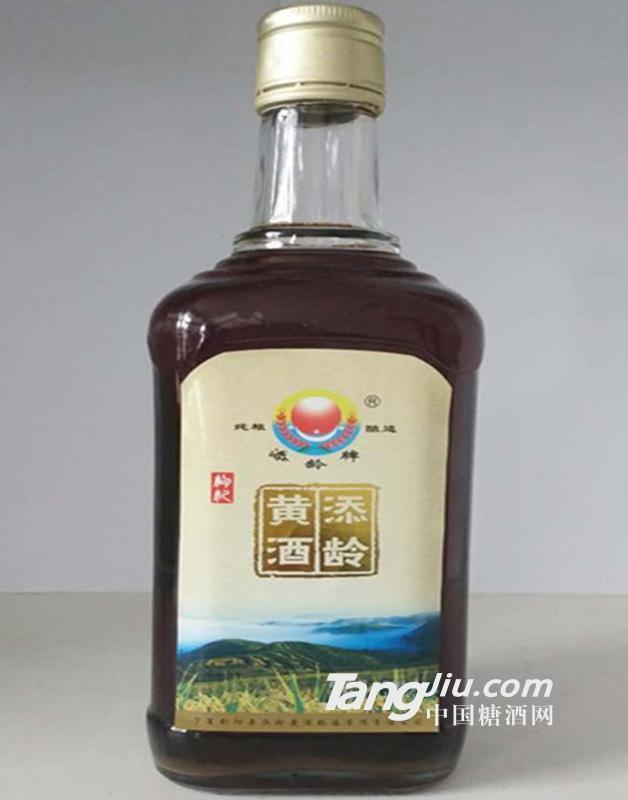 三年窖藏黄酒700ML
