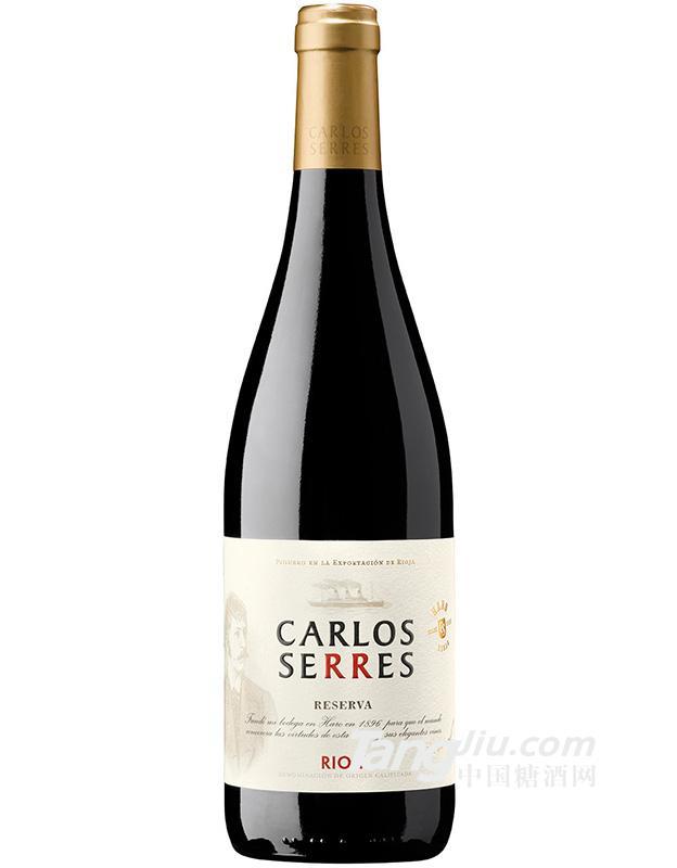 卡洛斯塞勒斯酒庄珍藏红葡萄酒