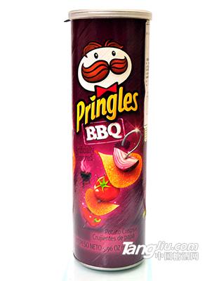 美国品客薯片——酸瓜味169g