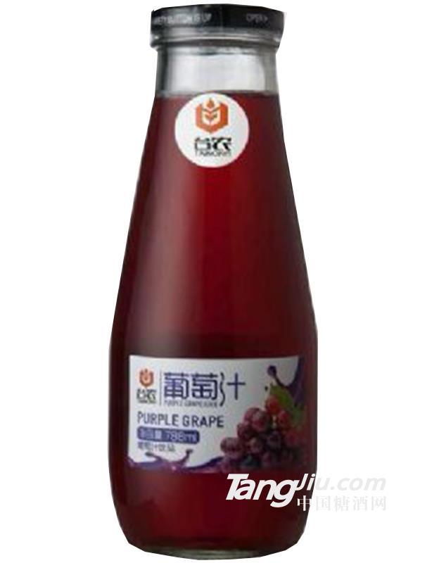 台湾台农葡萄汁