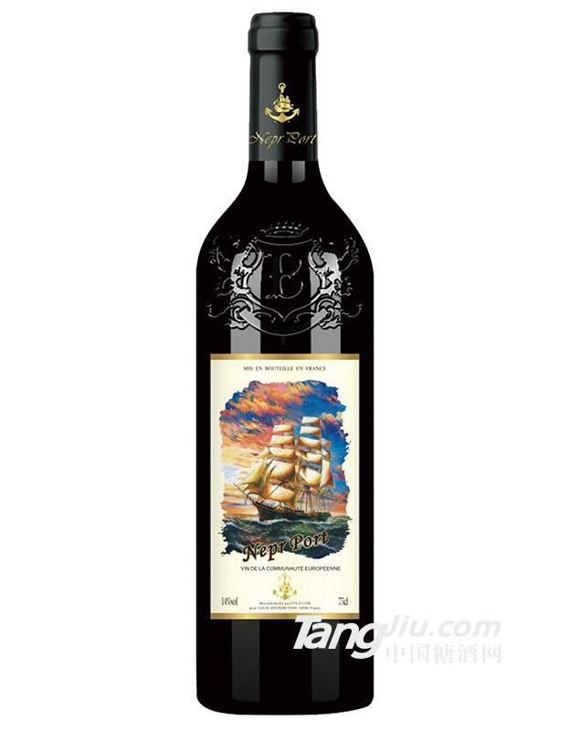 诺波特干红葡萄酒-750ml