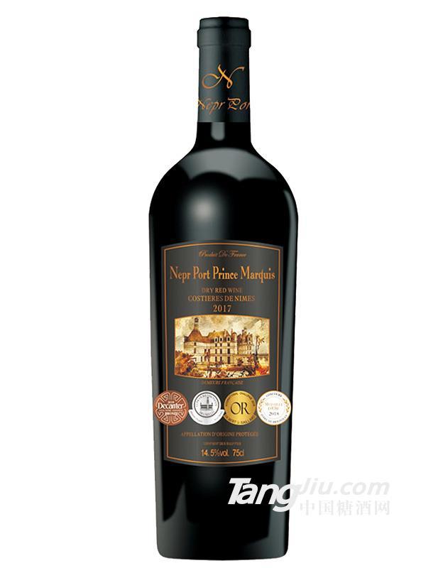 诺波特王爵干红葡萄酒-750ml