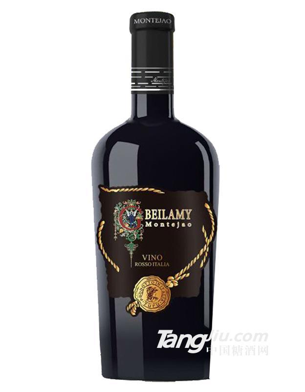 意大利贝拉米干红葡萄酒-750ml