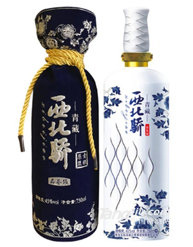 西北骄青稞酒 品鉴级750ml