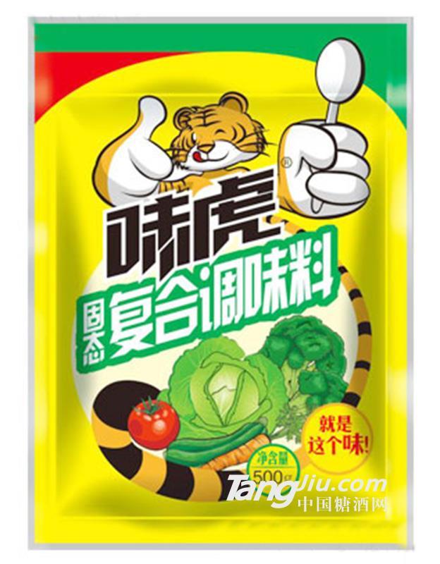 味虎固态复合调味料500g
