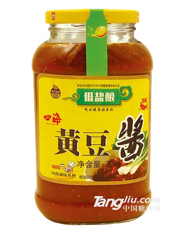 四海黄豆酱700g