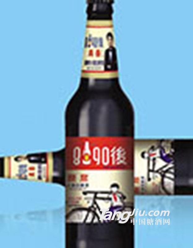 8090后啤酒白啤500ml