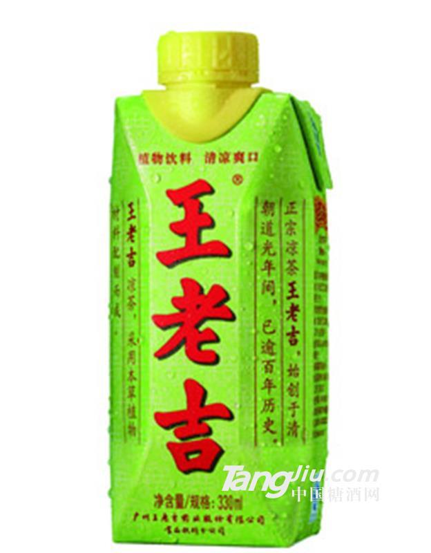 钻石装王老吉凉茶【钻石瓶装】330ml