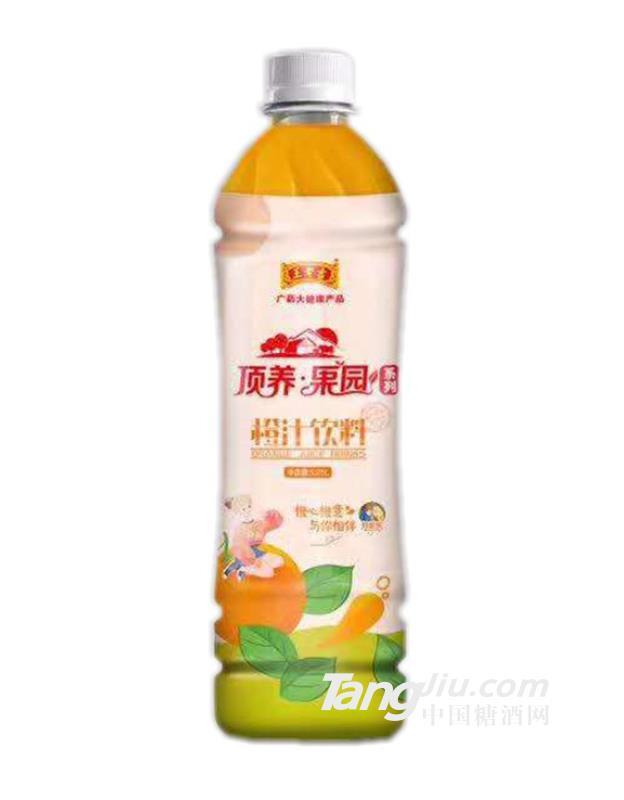王老吉顶养果园桃汁饮料1.25L