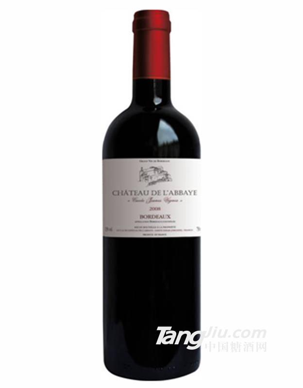 帕罗内城堡干红葡萄酒2008