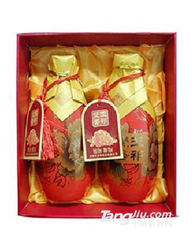 传统型甜黄酒