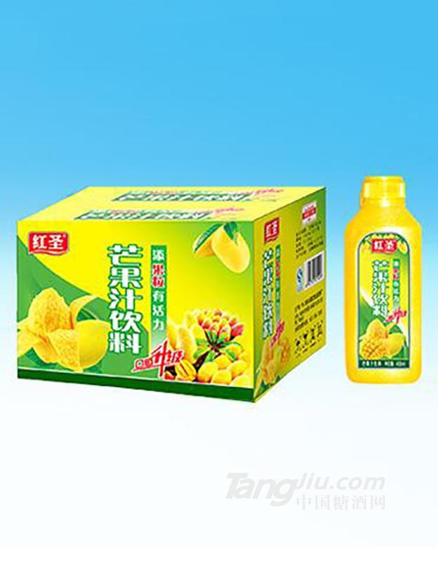 红圣芒果汁饮料450ml