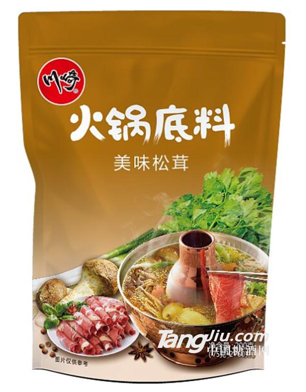 川崎火锅底料-美味松茸
